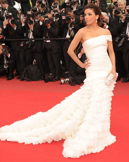 May 2010: Eva Longoria Parker at the Premiere of Robin Hood at the Cannes Film Festival