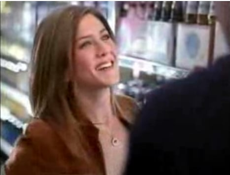Jennifer Aniston Heineken Commercial