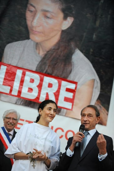Hollywood Already Anxious for Film Rights to Colombian Hostage Story