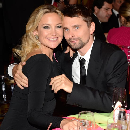 Kate Hudson and Matthew Bellamy at Hot Pink Party | Photos