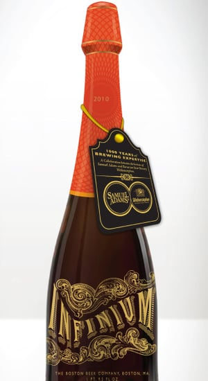 Sam Adams's Cork-Top Infinium Aims to Add Prestige to Beer