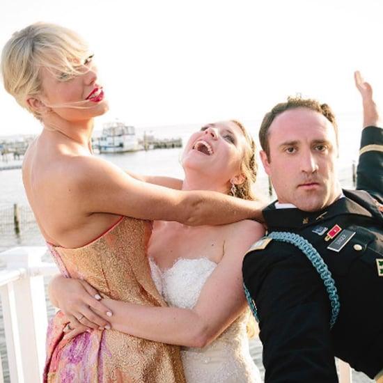 Taylor Swift Surprises Fan at Wedding June 2016