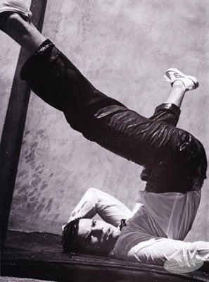 Photos of Taylor Lautner in L'Uomo Vogue