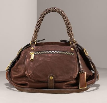 Trend Alert: Braided Handle Handbags