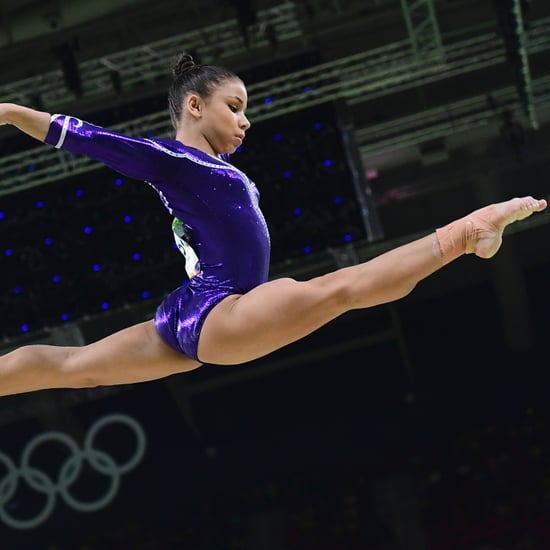 Who Is Brazilian Gymnast Flavia Saraiva?