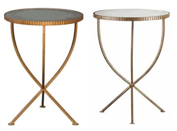 Less or More Quiz: Mirrored Furniture