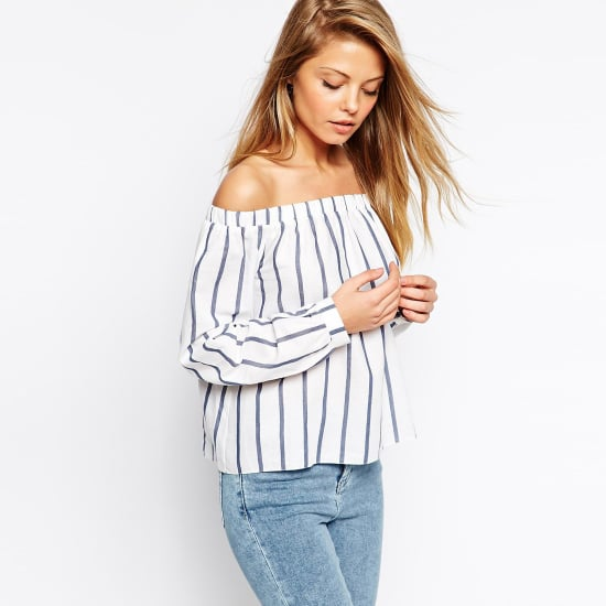 Off-the-Shoulder Dresses and Tops