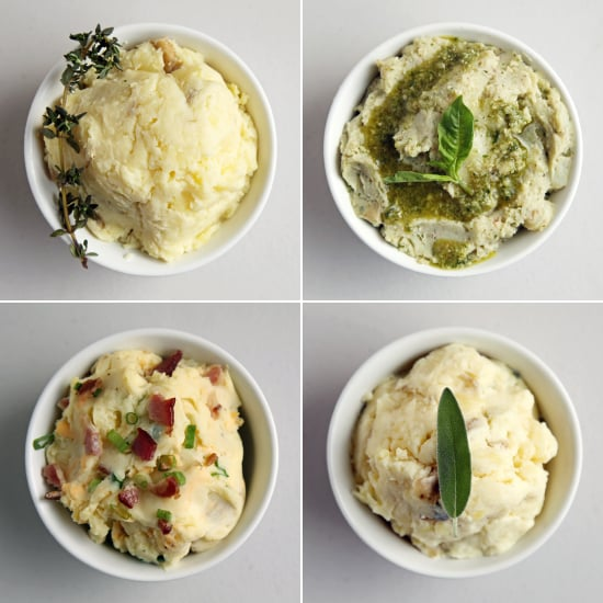 4 Ingenious Spins on Mashed Potatoes