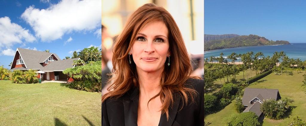 Julia Roberts Is Selling Her Hawaiian Home and It's a Big Mistake . . . Big —Huge!