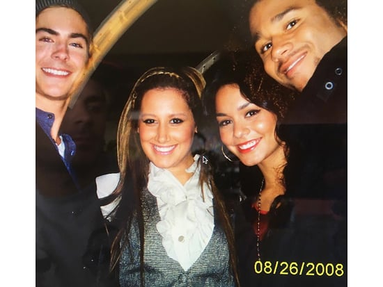 Zac Efron Gushes About His 'O.G Crew' in High School Musical-Themed Throwback Photo