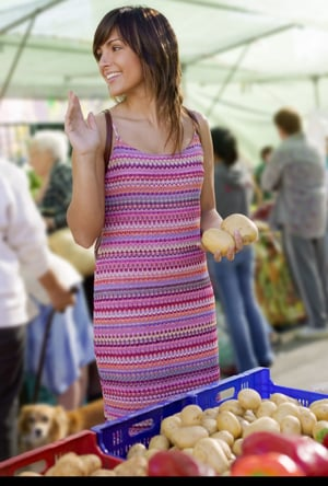 Do You Only Buy Organic Produce?