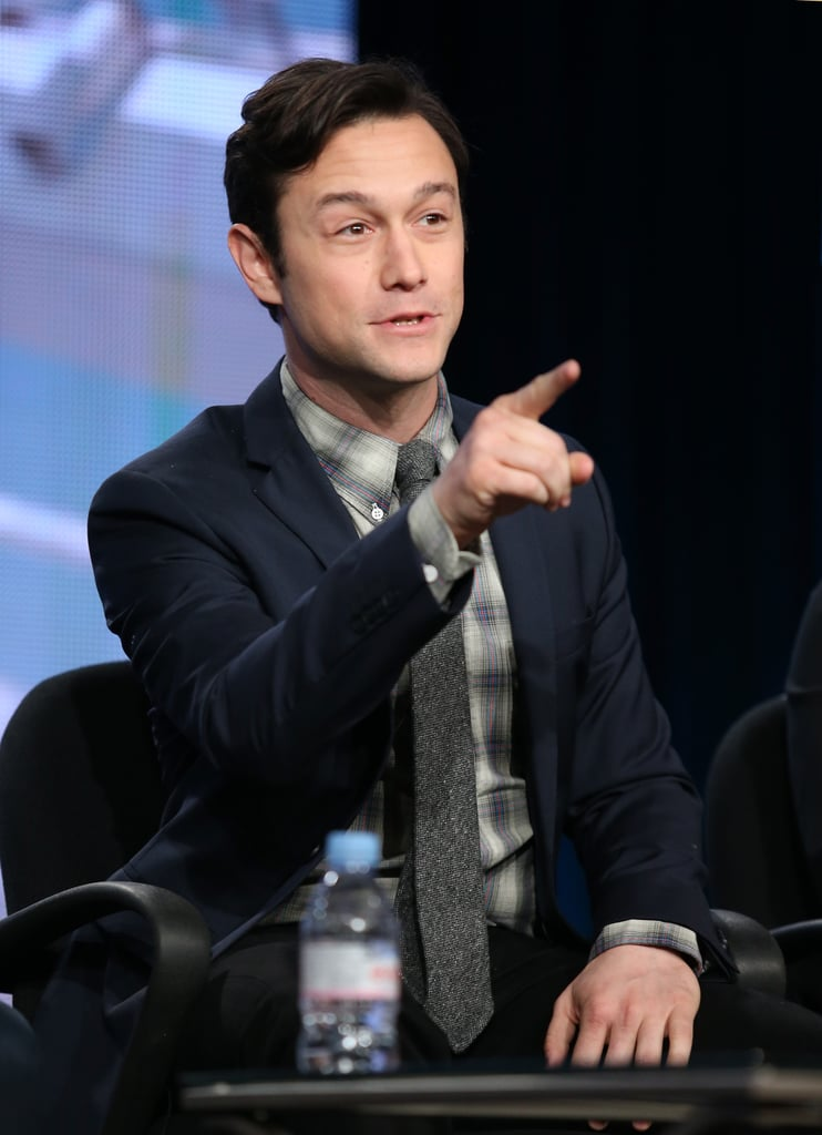 Joseph Gordon-Levitt made a pointed comment.