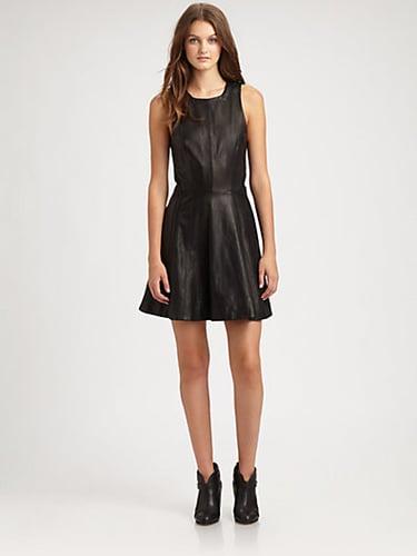 Rag & Bone Renard Leather Dress