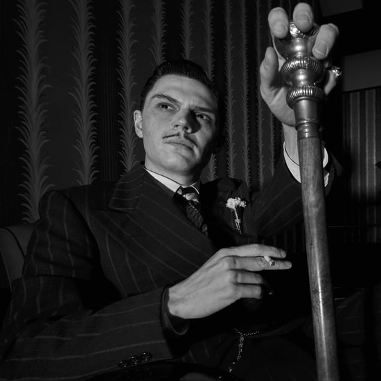Evan Peters's American Horror Story: Hotel Variety Interview