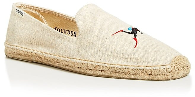 Soludos Scuba Shark Smoking Slippers ($65)