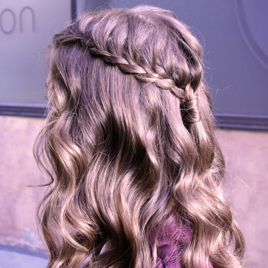 4 Easy Steps to This Gorgeous Cascading Braid