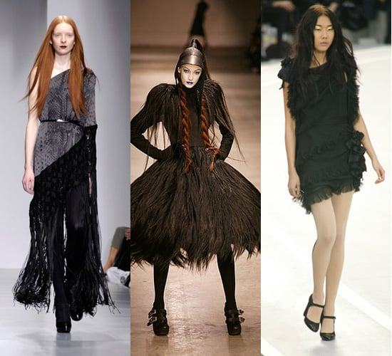 Autumn Winter '08 Trend Alert: Fringe