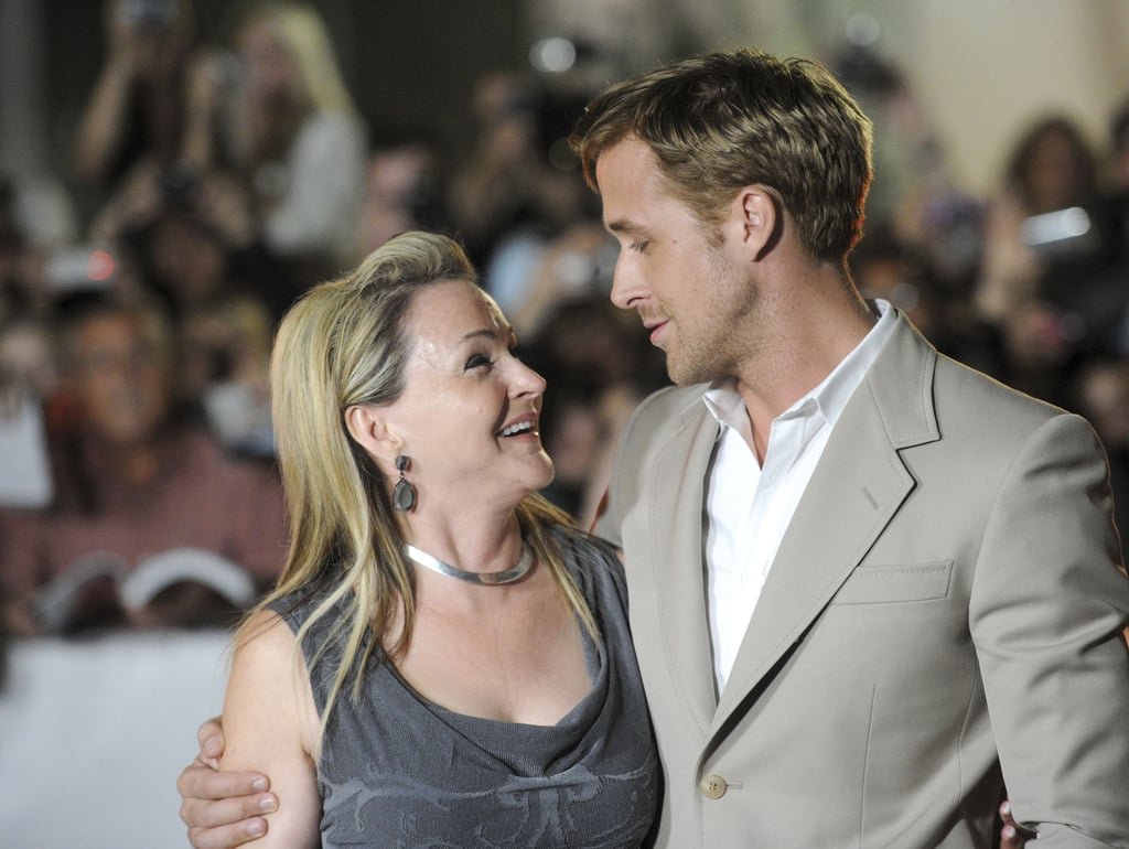 Ryan Gosling and Donna Gosling