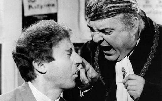 FROM EW: An Appreciation of Gene Wilder's Hysterical Hysteria
