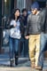 Jake Gyllenhaal and a female friend held hands as they walked around NYC.