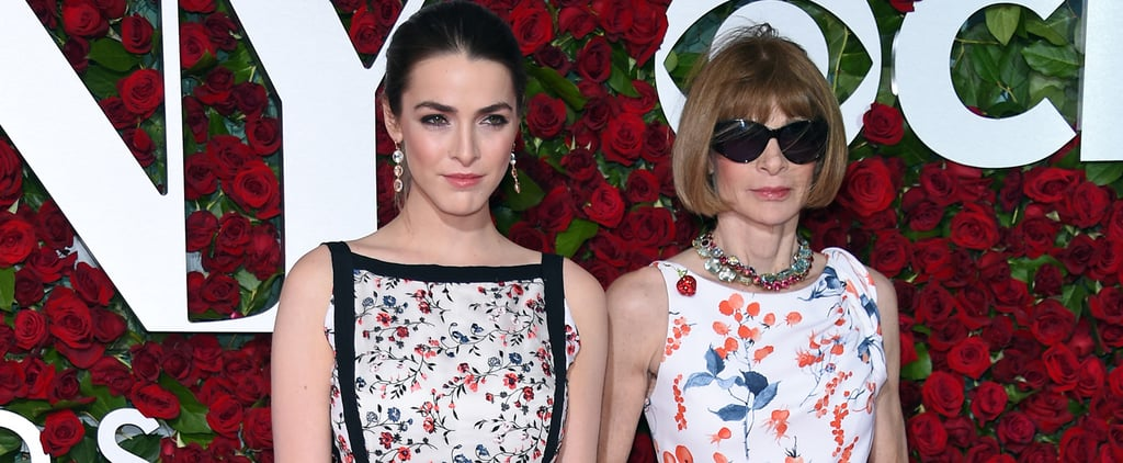 Anna Wintour's Daughter Carried a Winning Clutch to the Tonys — Literally