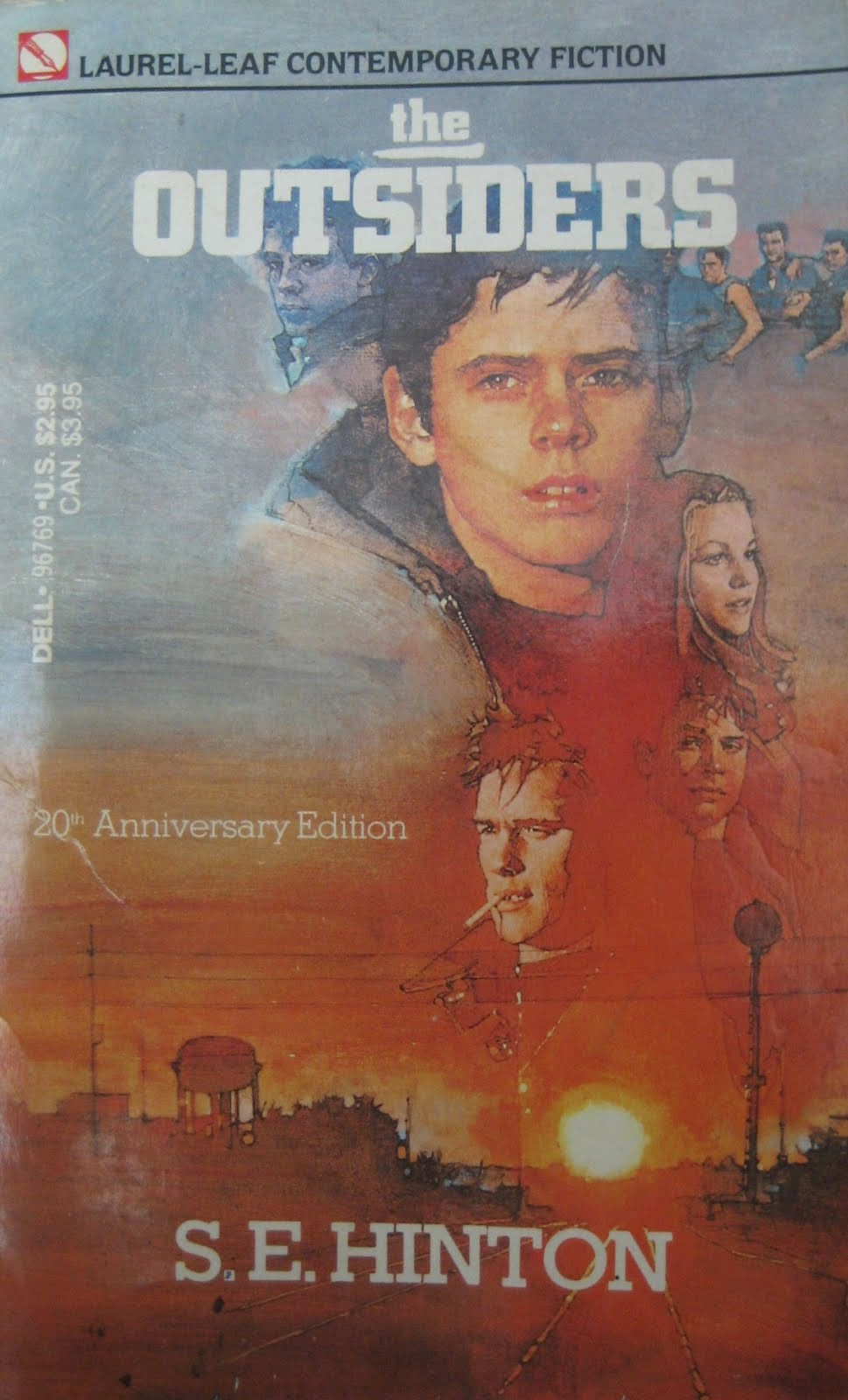 Oklahoma: The Outsiders by S.E. Hinton