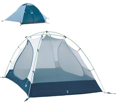 Get in Gear:  Tent For Two