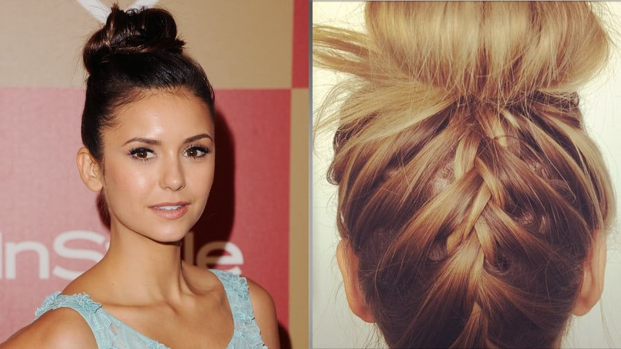 Hair How To Video Braids Buns Plaits | POPSUGAR Beauty Australia
