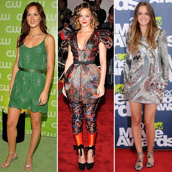 Leighton Meester Style Through the Years