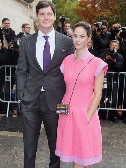 Holiday Wedding! Benjamin Walker and Kaya Scodelario Tie the Knot