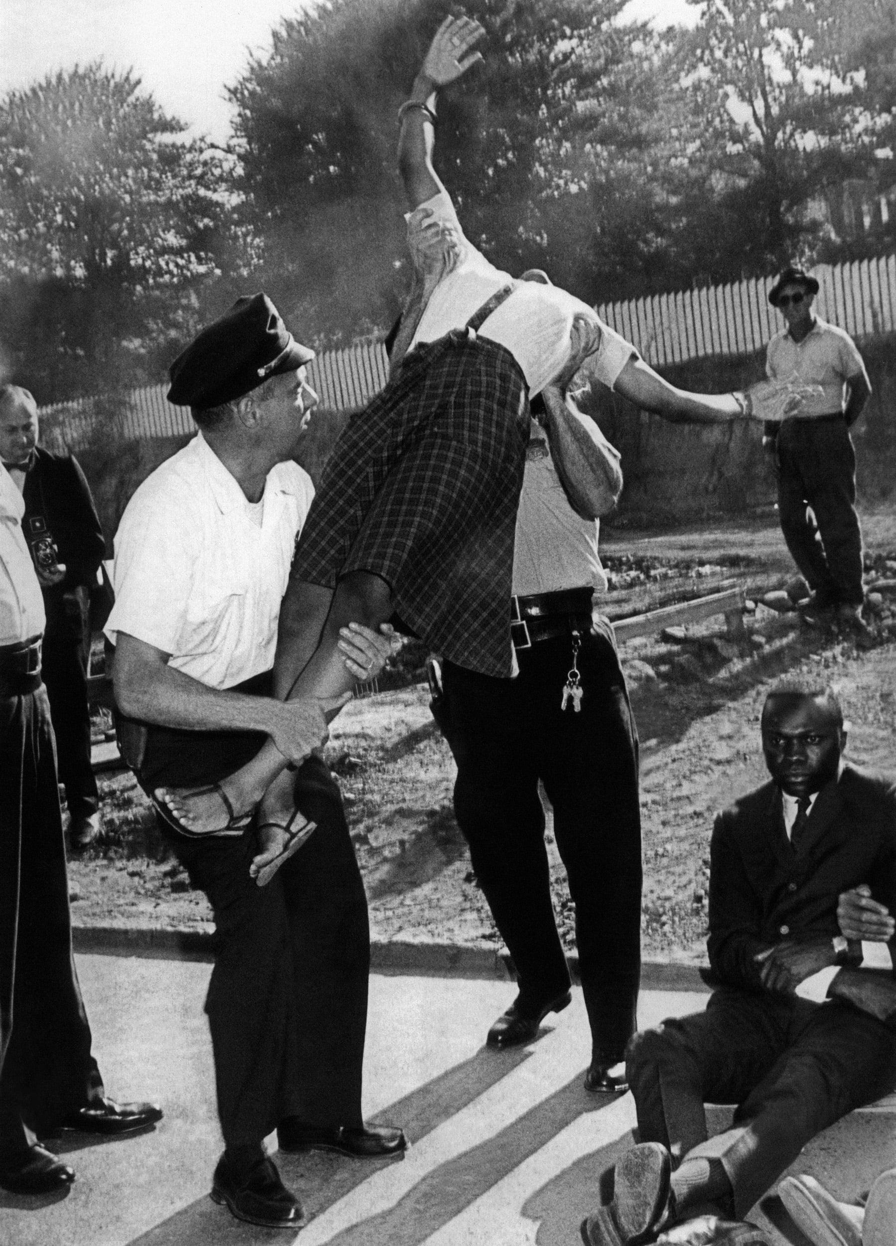 Civil Rights in US, 1963