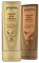 Doing Drugstore: Jergens Natural Glow Express