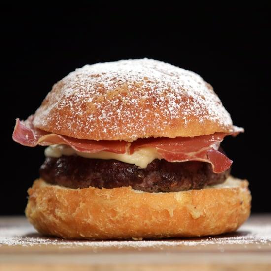 Monte Cristo Burger Recipe | Video