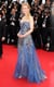 Nicole Kidman kicked off the festivities in a blue and metallic Armani Privé gown at the star-studded opening ceremony and premiere of her new film, Grace of Monaco.