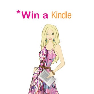 Guess FabSugar's Summer Reading Picks to Win a Kindle!