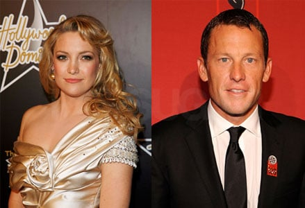 Kate Hudson and Lance Armstrong Spotted Together in Austin