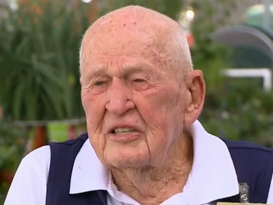Wal-Mart's Oldest Employee Turns 103: 'I Like Being Occupied'