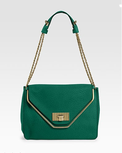 The Covet List: Needing a Pop of Color Via Chloe's Sally Bag