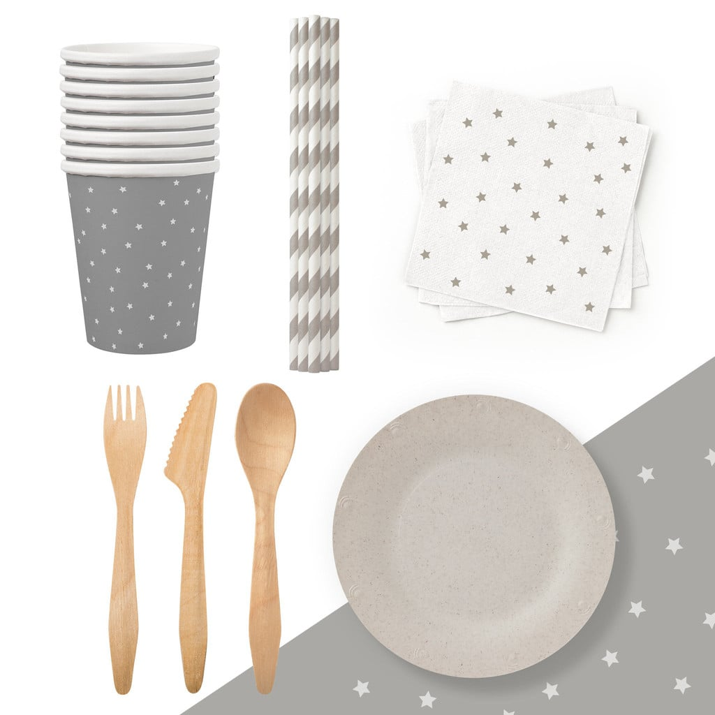 Susty Party Compostable Tableware