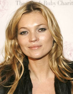 Fab Flash:  Kate Moss's Future Appearance at Barneys