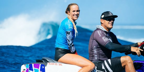 Bethany Hamilton Pulls Off Huge Upset In Fiji Surf Competition