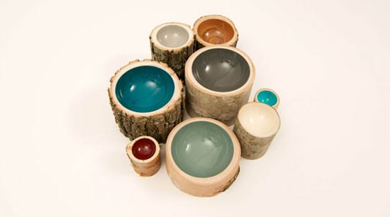 Alternative Use for Loyal Loot Collectives Handmade Log Bowls