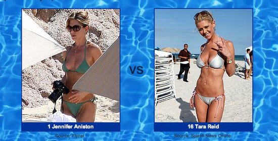 Don't Miss Your Last Chance to Vote in Round One of Our Bikini Bracket!