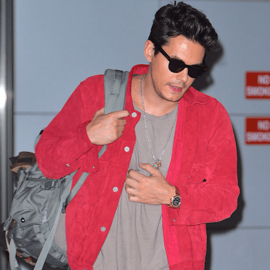 John Mayer at JFK March 2016