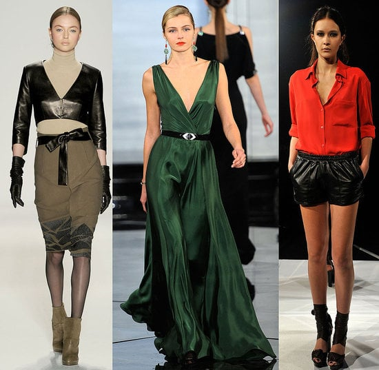 Best of 2011 Fall New York Fashion WeeK