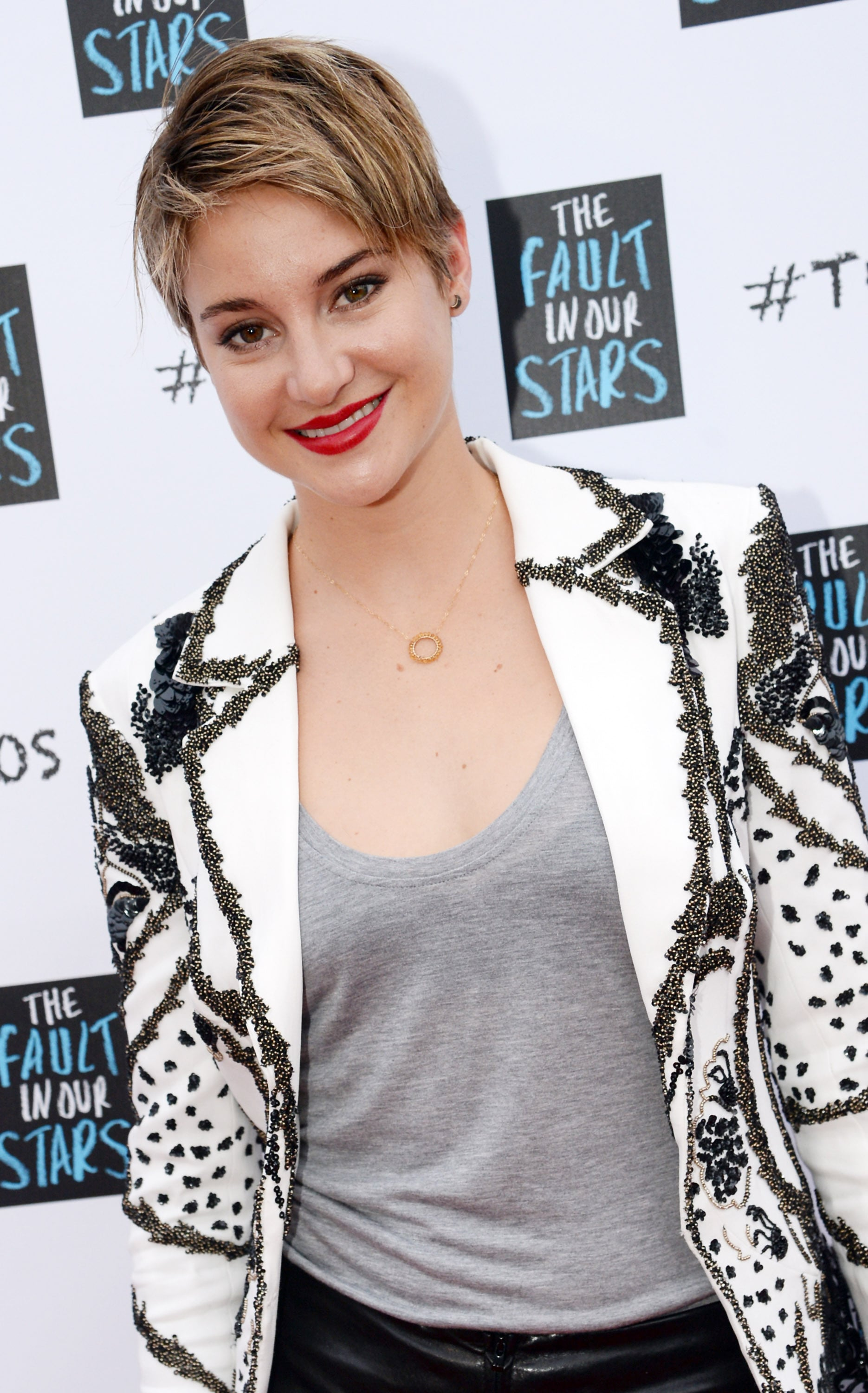 Shailene and Ansel Bring Surprises to the TFIOS Tour in Nashville