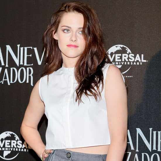 Kristen Stewart Snow White Pictures in Mexico City
