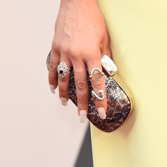 Celebrity Nails From Award Show Red Carpets 2016