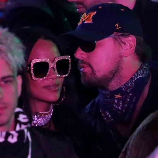 Rihanna and Leonardo DiCaprio at Coachella 2016 | Pictures