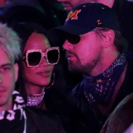 Rihanna and Leonardo DiCaprio at Coachella 2016 | Pictures